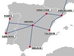 Carte Espagne Avec Hotel.Hotel En Cours De Route En Espagne Roadsidehotel Eu